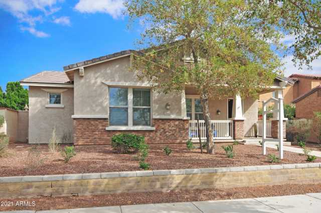 Photo of 2851 N RILEY Road, Buckeye, AZ 85396