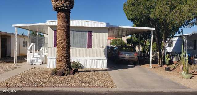 Photo of 2650 W UNION HILLS Drive #338, Phoenix, AZ 85027
