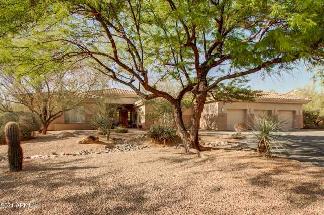 Photo of 4636 E CHAPAROSA Way, Cave Creek, AZ 85331