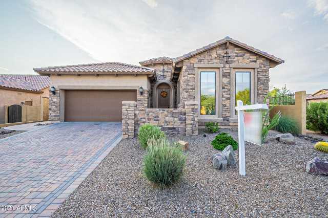 Photo of 1650 N RED CLIFF --, Mesa, AZ 85207