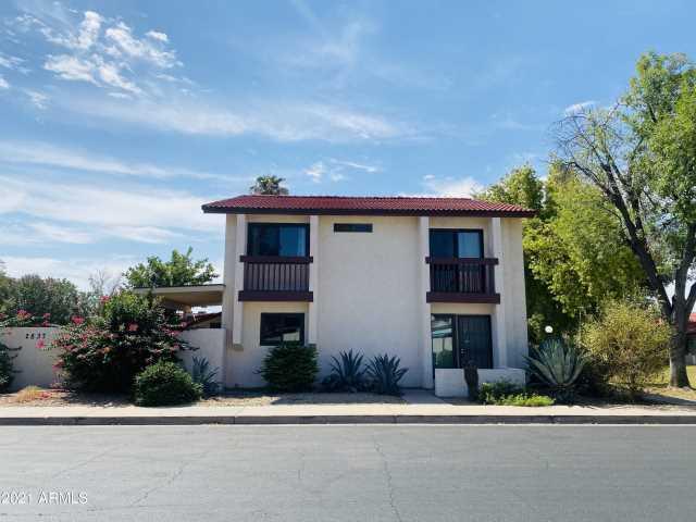 Photo of 2837 E WALTANN Lane #1, Phoenix, AZ 85032