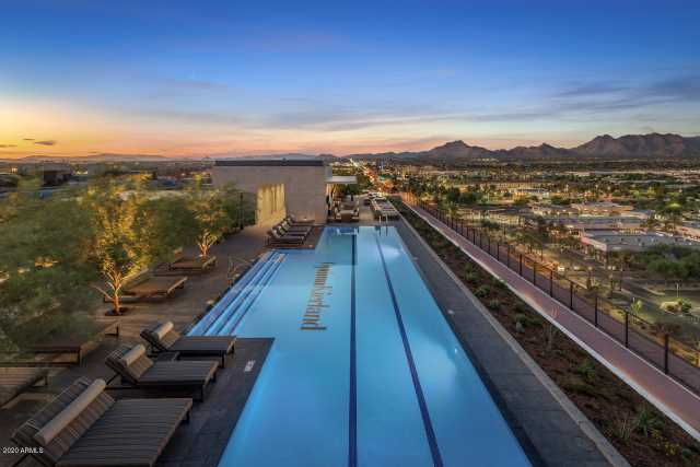 Photo of 7180 E KIERLAND Boulevard #811, Scottsdale, AZ 85254