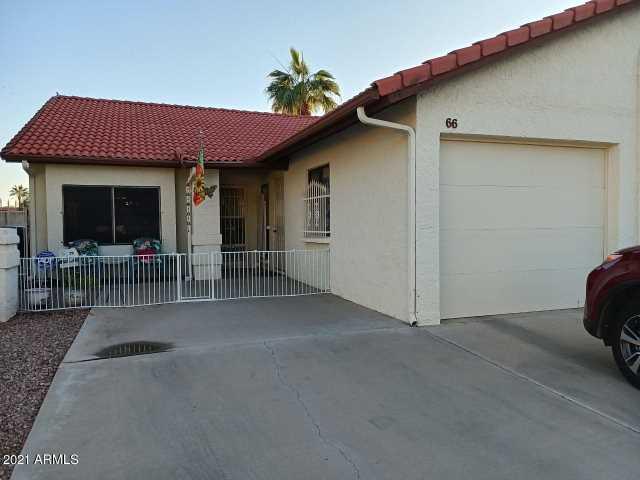 Photo of 542 S HIGLEY Road #66, Mesa, AZ 85206
