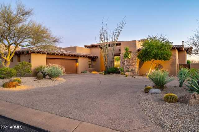 Photo of 9777 E FORGOTTEN HILLS Drive, Scottsdale, AZ 85262