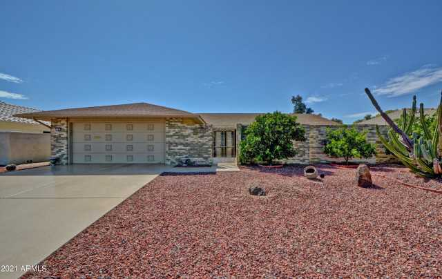 Photo of 17802 N COUNTRY CLUB Drive, Sun City, AZ 85373