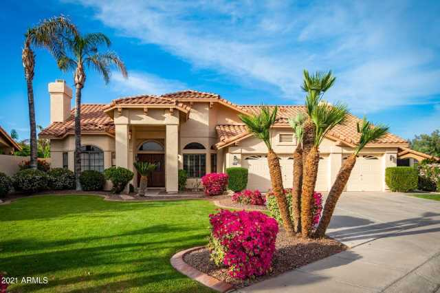 Photo of 1520 W DESERT BROOM Drive, Chandler, AZ 85248