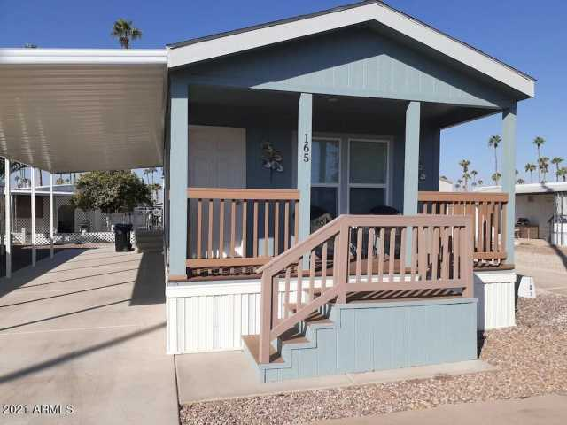 Photo of 2701 E Allred Avenue #165, Mesa, AZ 85204