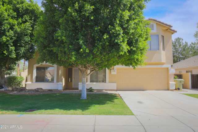 Photo of 7456 W AURORA Drive, Glendale, AZ 85308