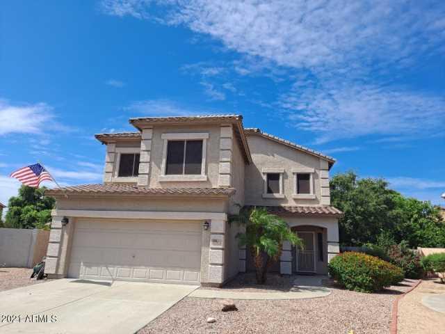 Photo of 12938 W COLUMBINE Court, El Mirage, AZ 85335