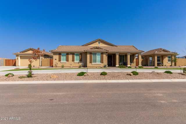 Photo of 31731 N MARSHALL Drive, Queen Creek, AZ 85142