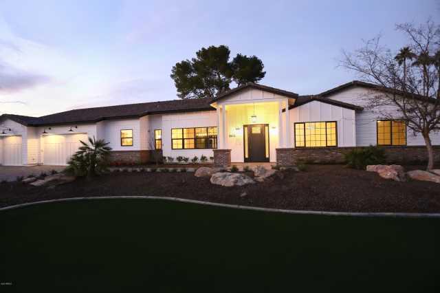 Photo of 6412 E LARKSPUR Drive, Scottsdale, AZ 85254