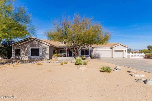 Photo of 9314 W PROSPECTOR Drive, Queen Creek, AZ 85142