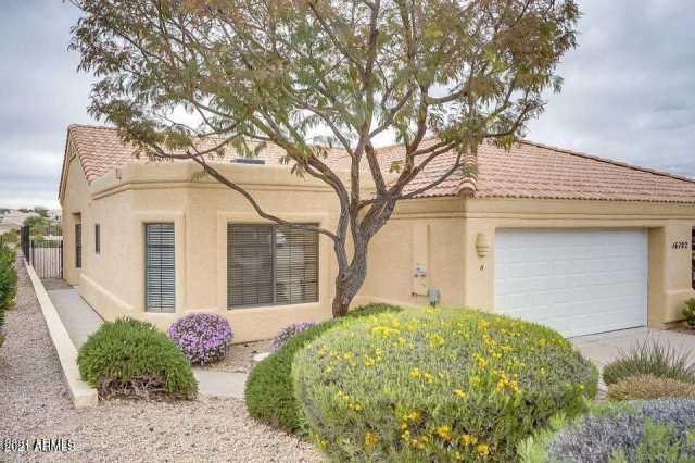 Photo of 16702 E WESTBY Drive #A, Fountain Hills, AZ 85268