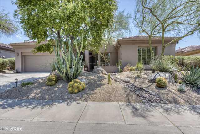 Photo of 6879 E AMBER SUN Drive, Scottsdale, AZ 85266