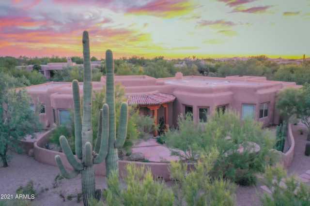 Photo of 35078 N SOPHORA Drive, Carefree, AZ 85377