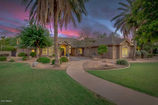 Photo of 2295 E CLOUD Drive, Chandler, AZ 85249