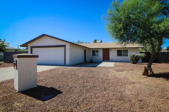 Photo of 5111 W GELDING Drive, Glendale, AZ 85306
