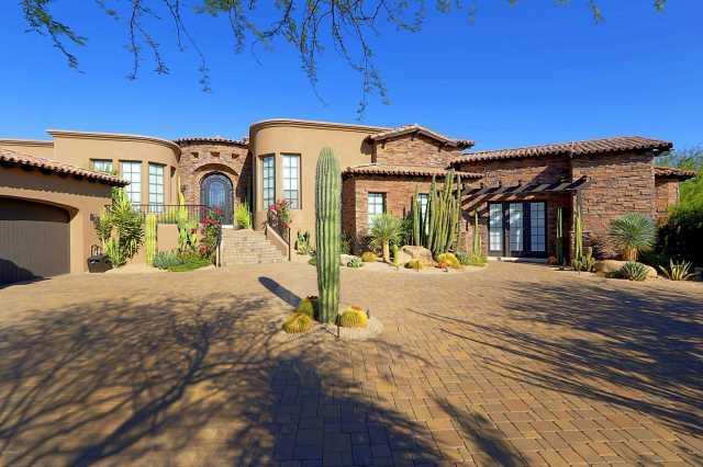 Photo of 10028 E Mirabel Club Drive, Scottsdale, AZ 85262