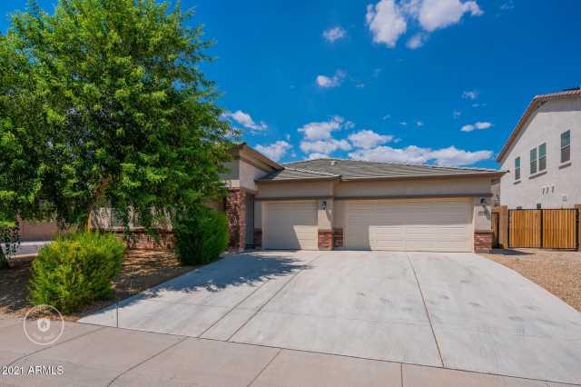 Photo of 18516 W TURQUOISE Avenue, Waddell, AZ 85355
