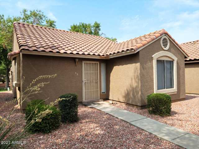 Photo of 7040 W OLIVE Avenue #43, Peoria, AZ 85345
