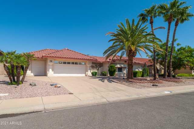 Photo of 13508 W WHITE WOOD Drive, Sun City West, AZ 85375