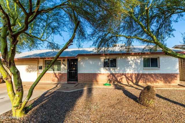 Photo of 3411 S MARGO Drive, Tempe, AZ 85282