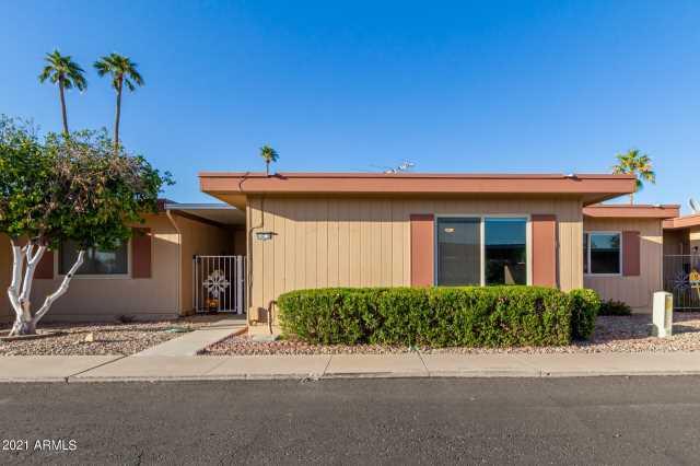 Photo of 13232 N 98TH Avenue #S, Sun City, AZ 85351