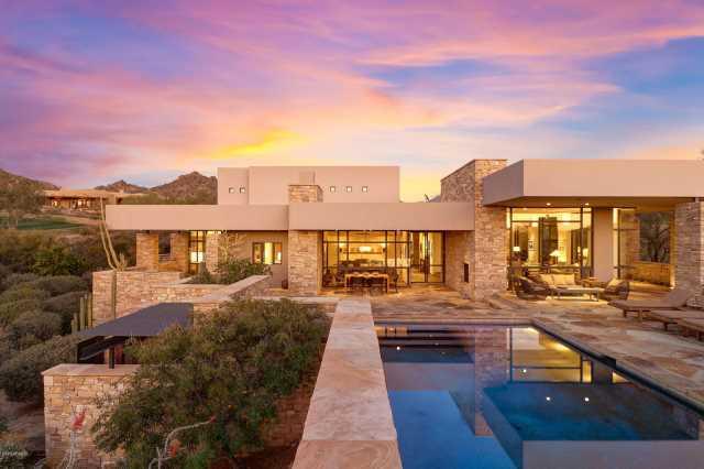 Photo of 10801 E HAPPY VALLEY Road #4, Scottsdale, AZ 85255