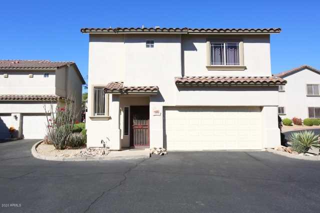 Photo of 9750 N MONTEREY Drive #7, Fountain Hills, AZ 85268