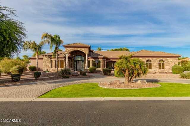 Photo of 13316 E STONEY VISTA Drive, Chandler, AZ 85249