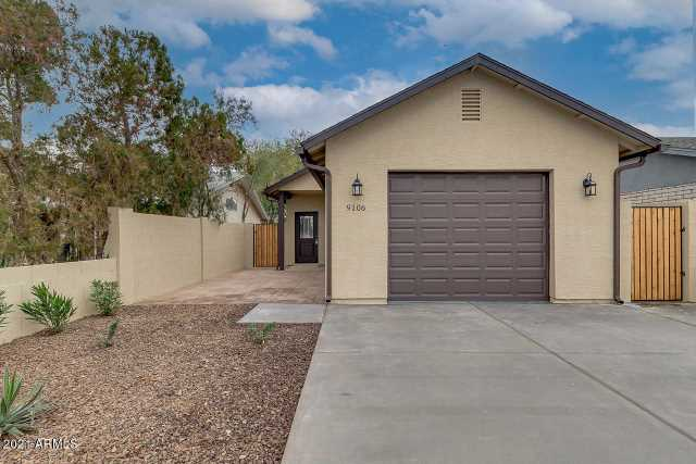 Photo of 9106 W ADAMS Street, Tolleson, AZ 85353