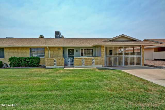 Photo of 10246 N 105TH Drive, Sun City, AZ 85351