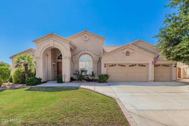 Photo of 5941 W ORCHID Lane, Chandler, AZ 85226