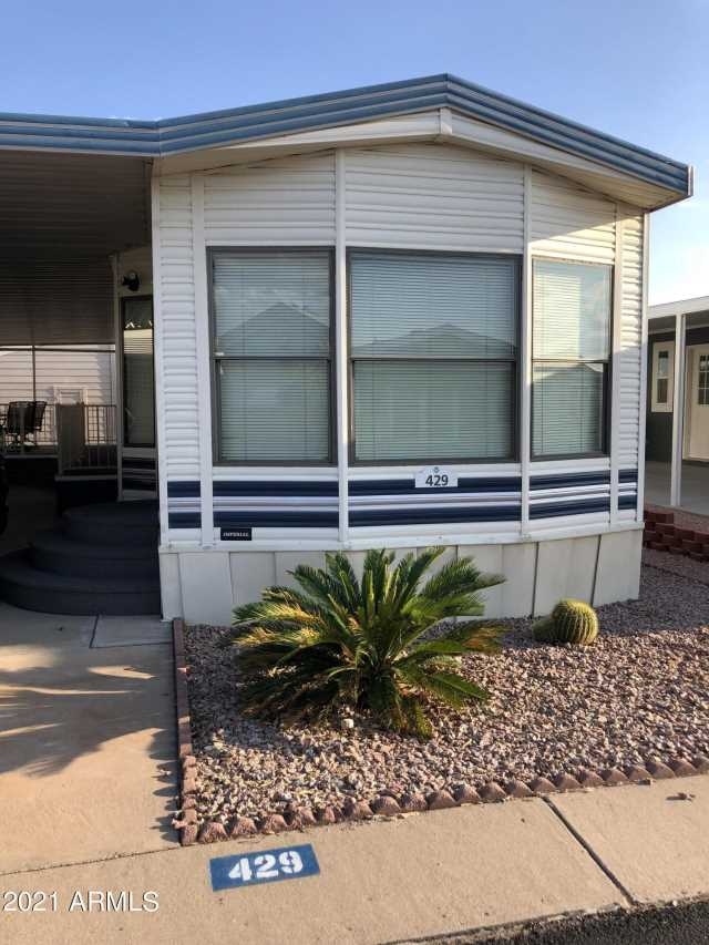 Photo of 8700 E UNIVERSITY Drive #429, Mesa, AZ 85207