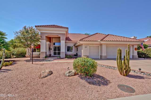 Photo of 16103 W HURON Drive, Sun City West, AZ 85375
