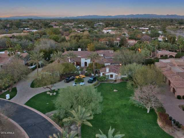Photo of 6658 E INDIAN BEND Road, Paradise Valley, AZ 85253