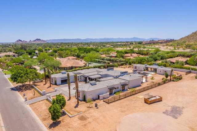Photo of 5104 N WILKINSON Road, Paradise Valley, AZ 85253