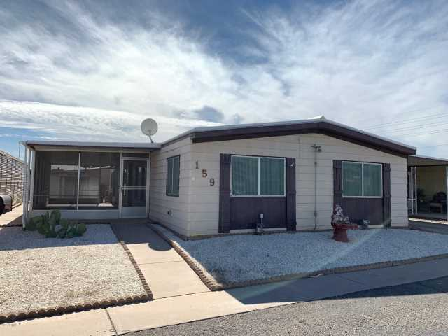 Photo of 10201 N 99TH Avenue #G159, Peoria, AZ 85345