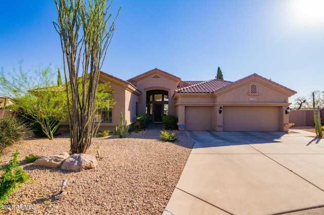 Photo of 13607 E GERONIMO Road, Scottsdale, AZ 85259