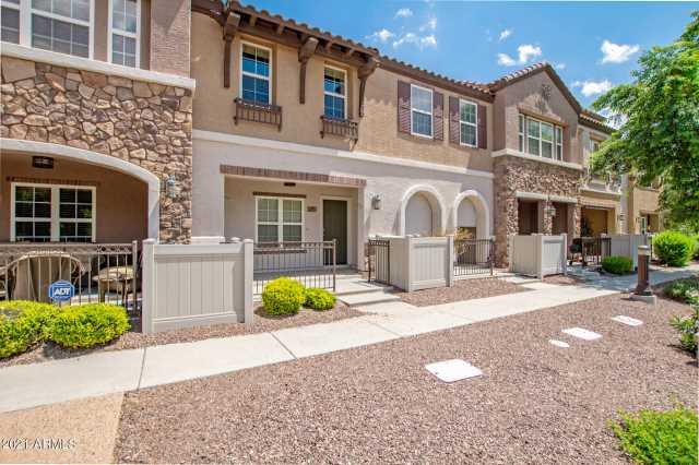 Photo of 2670 S VOYAGER Drive #109, Gilbert, AZ 85295