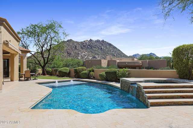 Photo of 10481 E QUARTZ ROCK Road, Scottsdale, AZ 85255