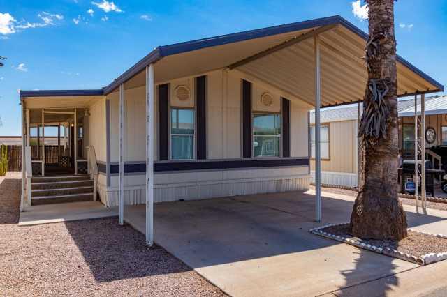 Photo of 8780 E MCKELLIPS Road #297, Scottsdale, AZ 85257