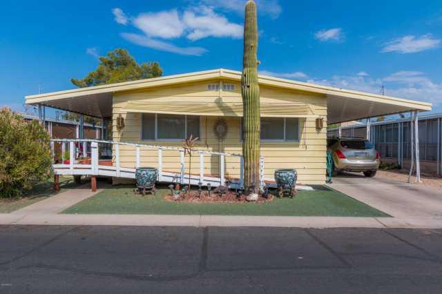 Photo of 10960 N 67TH Avenue #183, Glendale, AZ 85304