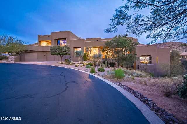 Photo of 11427 E Sand Hills Road, Scottsdale, AZ 85255