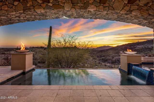 Photo of 9730 E COVEY Trail, Scottsdale, AZ 85262