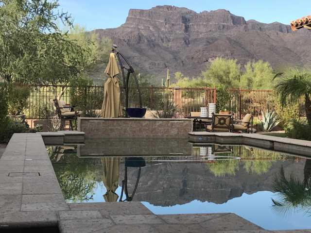 Photo of 2457 S PINYON VILLAGE Drive, Gold Canyon, AZ 85118