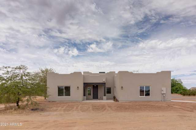 Photo of 22535 W GAMBLE Lane, Wittmann, AZ 85361