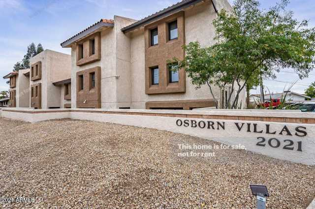 Photo of 2021 E Osborn Road #8, Phoenix, AZ 85016