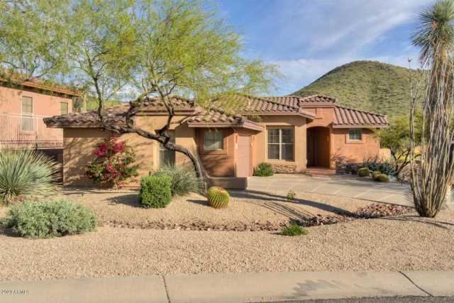 Photo of 11481 E Helm Drive, Scottsdale, AZ 85255
