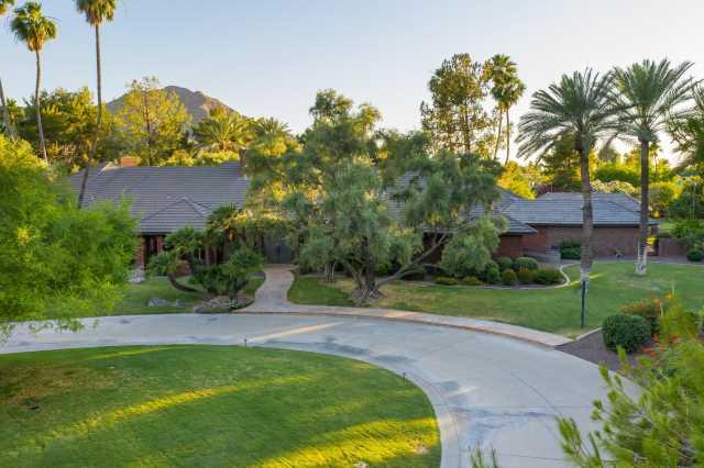 Photo of 6600 N INVERGORDON Road, Paradise Valley, AZ 85253
